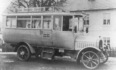 VOMAG P 20 f Baujahr 1920