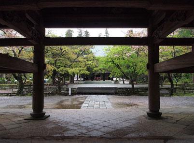 北鎌倉 円覚寺の山門