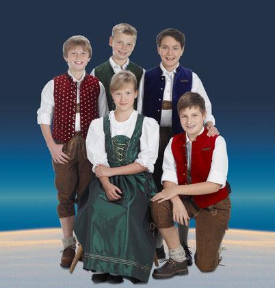 Die Engelsstimmen - Preisträger musica Bavariae 2011