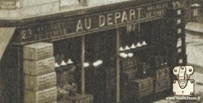 old trunk Au Départ