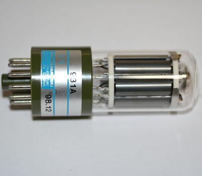 Hamamatsu Photomultiplier HV Tube 931A für die Chemie