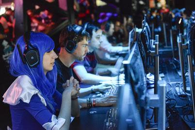 eSport Gamescom 2017