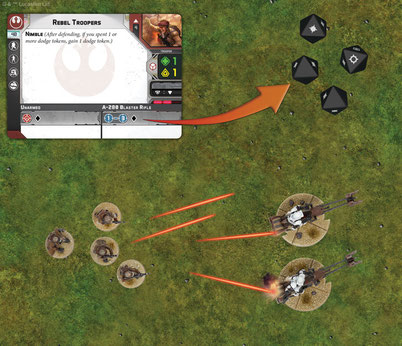 Strategisches Brettspiel - Star Wars: Legion