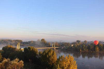 Domaine de Joreau in Gennes on the western Loire border, close to Saumur