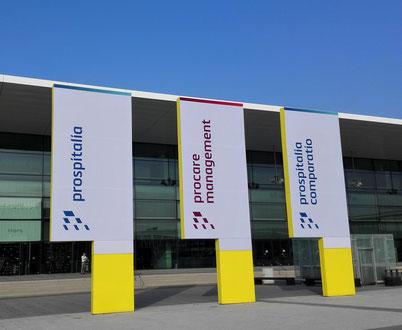 Prozessoptimierung durch Digitalisierung - Prospitalia Jahreskongress 2017 in Stuttgart