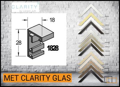 Barth Wissellijst 1828 met Clarity