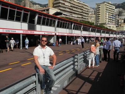 Historischer Grand Prix 2012 MONACO