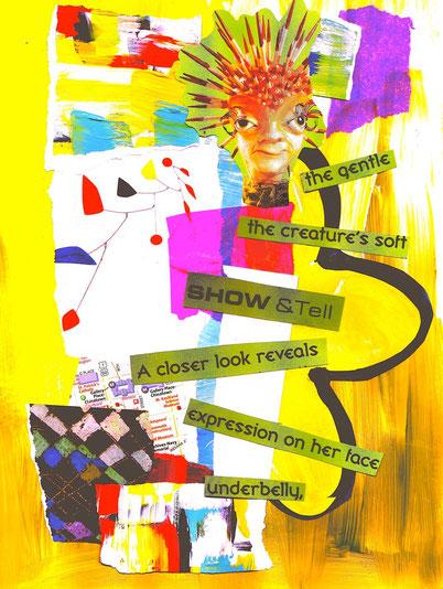 Art Journal by Shelley Klammer