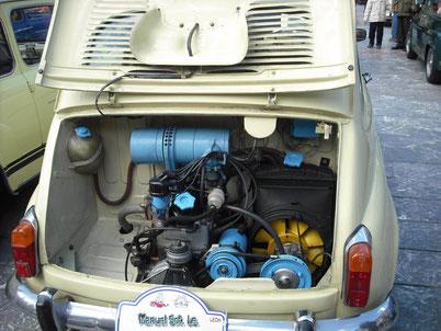 Motor Seat 600 original