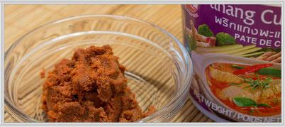 Panang Currypaste
