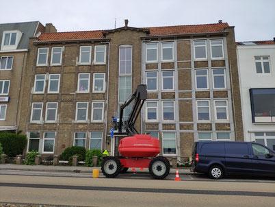 Gevelonderhoud VVE appartementencomplex Vlissingen