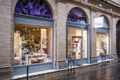 Un autre magasin pastel à Toulouse