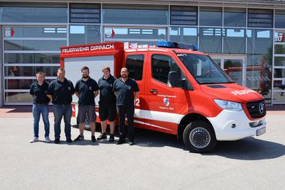 Bild: Feuerwehr Dippach