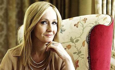 J.K.Rowling, Lune Noire Capricorne en maison IX.