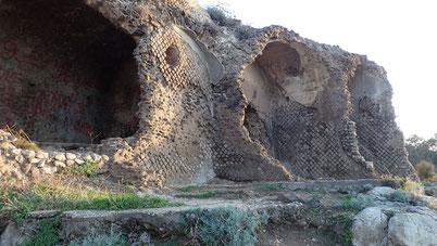 Bild: Ruine Villa Pollio Felice