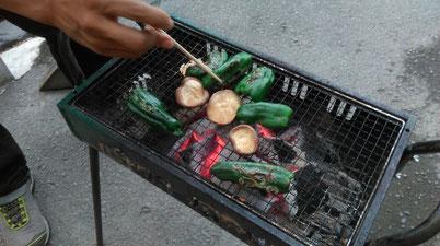 白神ビジターセンターふれあいデー 雑穀と野菜で作る家庭料理教室