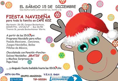 Fiesta Navideña 2012