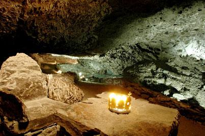 Barbarossahöhle bei Rottleben