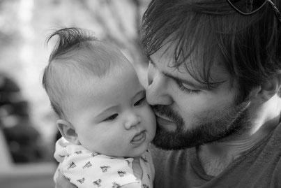 установить отцовство