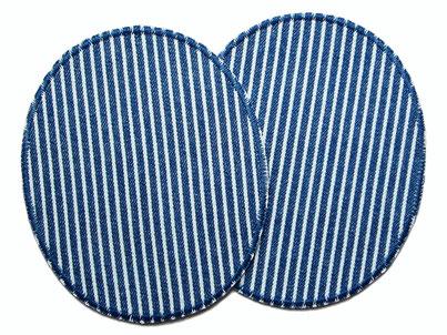 Bild: Knieflicken Jeansflicken Hosenflicken Bügelflicken Flicken zum aufbügeln