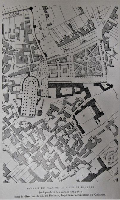 Panette - Circa 1810-1820