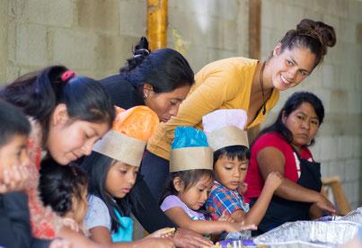 Physiotherapie und Ernaehrungsberatung in Guatemala, Internationale Hilfsprojekte