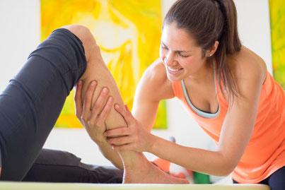 Physiotherapie zur Regeneration, Praevention und Rehabilitation in Markdorf oder Ravensburg möglich