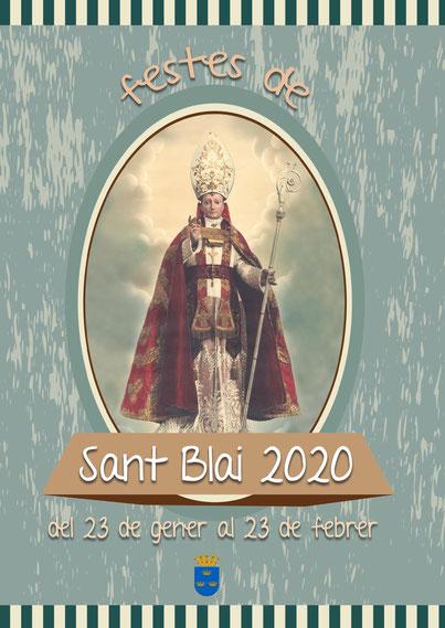Fiestas de Sant Blai en Burriana