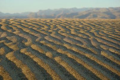 Meer aus Sand