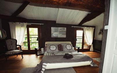 Chambre d'hôte cosy chic - Hébergements insolites - Marcellus