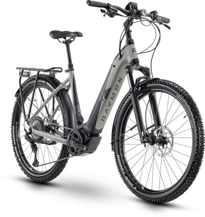 R Raymon Crossray E 8.5 Street - Trekking e-Bike 2020