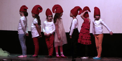 Musical Super Minis Kindertanz Theaterspielen für Kinder