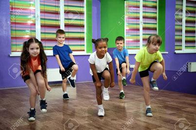 Musical Super Minis Kindertanz Theaterspielen für Kinder