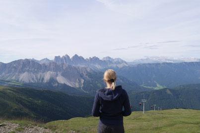 Ich in Südtirol