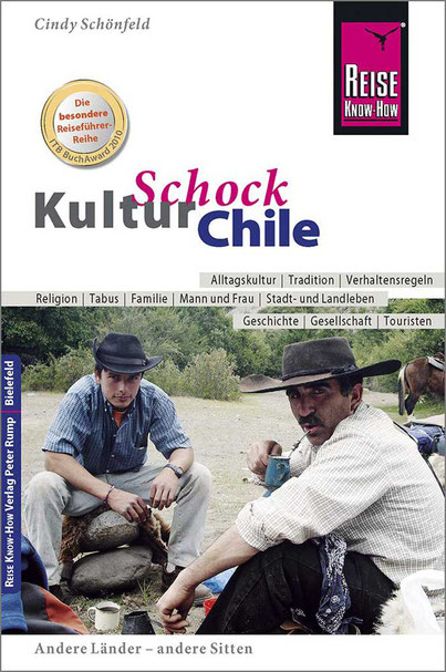 Reiseführer KulturSchock Chile
