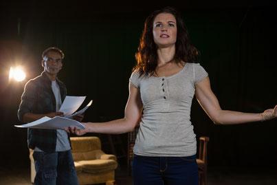 En scène, La séance libre Acting Line Studio