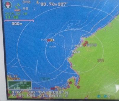 福井県玄達瀬遊漁