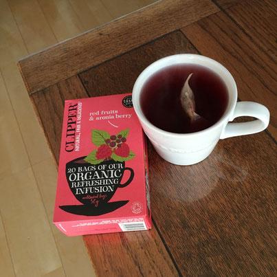この紅茶、大好きでリピート2回目☺︎