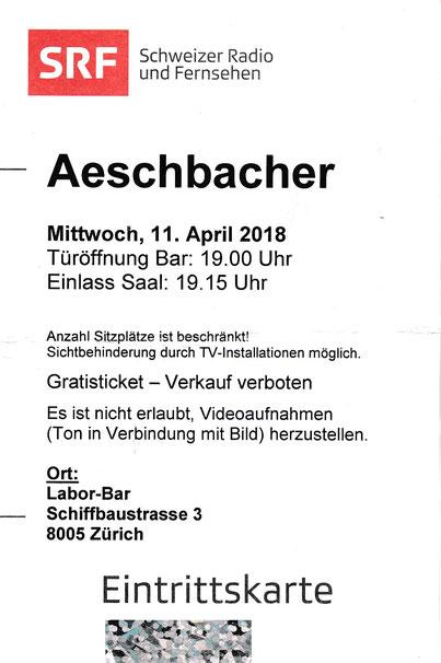 50 Eintrittskarten für die Neuntapriller und Co. - eine Glarner Invasion!