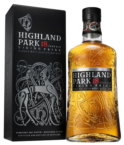 Highland Park Single Malt 18 Jahre