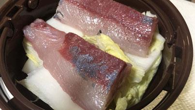 野郎レシピ ハマチの漬け丼・蒸し物・あら汁レシピ