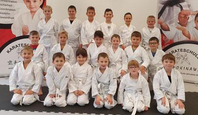 Kinder- und Jugendgruppe 1