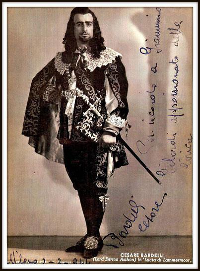 Cesare Bardelli - Lord Enrico Asthon