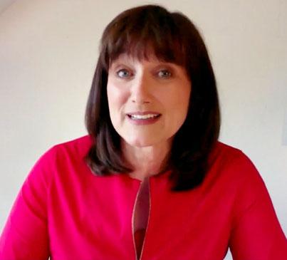 Medizin-Moderatorin und Journalistin, Carolin von Wolmar