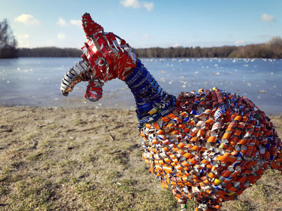 Upcycling Dekoration, Sonderangebot, Ausverkauf