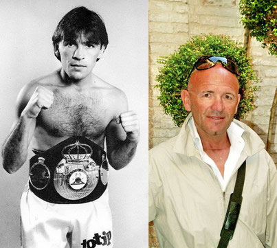 Loris Stecca - Campione del Mondo di Pugilato pesi supergallo 1984