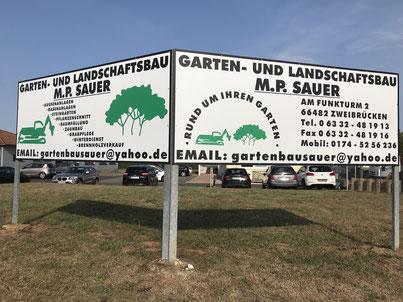 Garten-und Landschaftsbau M.P. Sauer