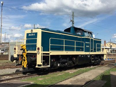 Lokomotive Baureihe 290Railsystems RP GmbH