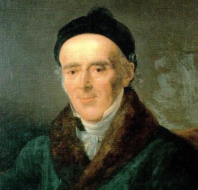 Hahnemann, porträtiert von seiner zweiten Frau Mélanie (1835) Foto: Bildarchiv Institut für Geschichte der Medizin der Robert Bosch Stiftung