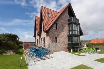Ferienhaus Dünenhuus West: Wunderschöne Aussicht